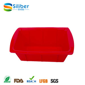 Custom Shaped Silicone Bakeware Mould for Sale