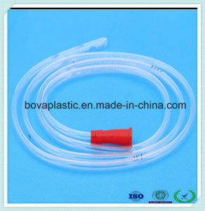 China Medical Supplier Extrusion Plastic Tube of Nelaton Catheter