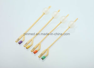 2 Way Female Foley Catheter pictures & photos