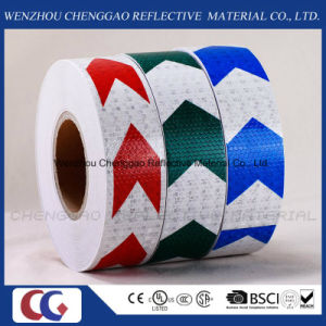 Custom Printed PVC Reflective Tape (C3500-AW) pictures & photos