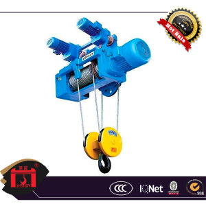 1000kg Construction Electric Wire Rope Hoist pictures & photos