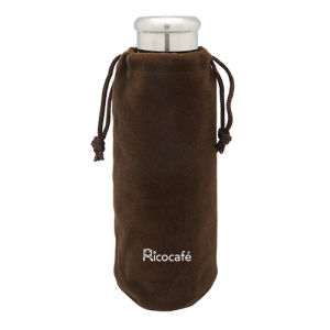 Glass Water Bottle with Protective Bag & Strainer pictures & photos