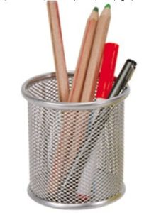 Round Edge Pencil Cup