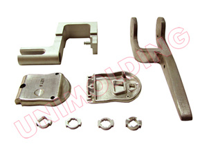 Case and Handle/Zinc Alloy Handle/Furniture Hardware/Flight Case Hard Metal Steel Spring Handle pictures & photos