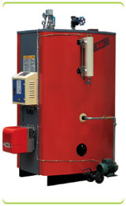 Fully Automatic Fuel Steam Boiler