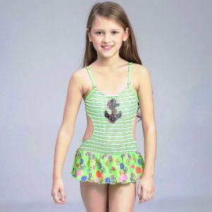 ff9daefe39 One Piece Children Swimwear Bikini Set Beaching Suit Swimwear