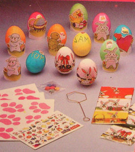 China Easter Egg Coloring Kit(112A) - China Easter ...