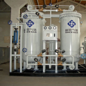 15KW Custom SGS Approved Skid-Mounted Nitrogen Generator