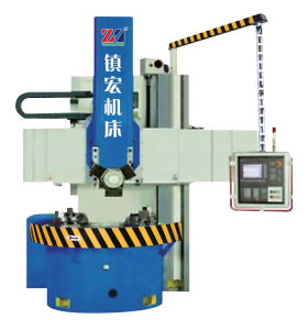 Ck5123 Single Column CNC Lathe Machine Tool in China
