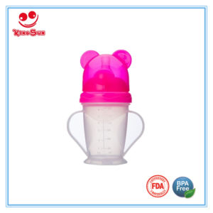 200ml 0% BPA Baby Drinking Milk Bottle for Infants pictures & photos