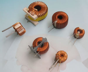 Fine Copper Non-Crystal Coils for Power Supply pictures & photos