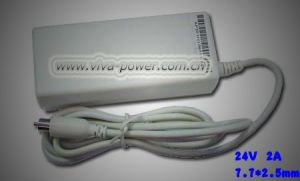 AC Adapter for Apple Powerbook G4 24v 2a Laptop