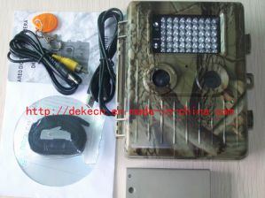 10MP Trail Digital Camera With IR/Laser Light