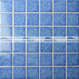 48X48mm Glossy Ceramic Mosaic Tile in Blosssom Crystal Glaze (BCK618)