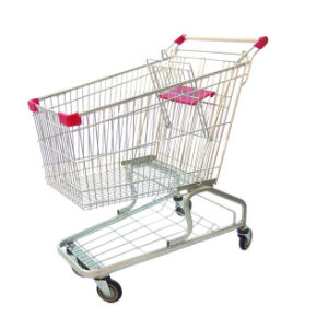 Convenient Store Shopping Cart, Drug Store Shopping Cart (JT-EC05) pictures & photos