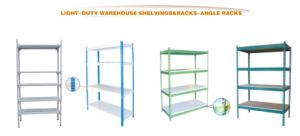 Light-Duty Storage Rack -Angle Racks (JT-C11~JT-C14)