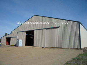 Pre Engineering Steel Structure Warehouse pictures & photos