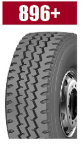 Heavy Load Brand Radial Truck Tire 896+