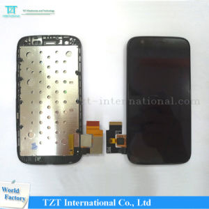 Hot Selling Mobile Phone LCD Display for Moto G/G2/G3/G4/X/X2 Screen pictures & photos
