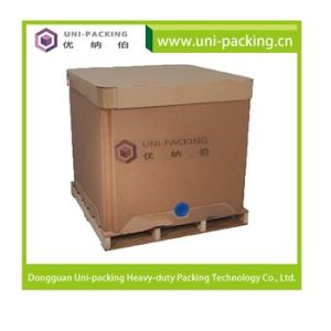 china 1000l food grade ibc tank ibc tote packaging cardboard box