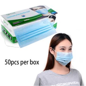 disposable health mask