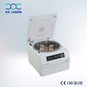 Laboratory Platelet Rich Plasma Prp Kit Centrifuge L3-5K with 10ml, 20ml,  30ml