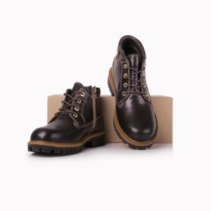 529c2913b13 High Neck Lrather Upper Casual Men Boots