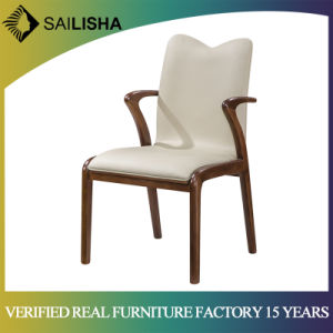 Admirable High Quality Modern Solid Wooden Leather Dining Chair For Home Or Hotel Beatyapartments Chair Design Images Beatyapartmentscom