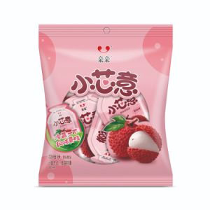 Best Selling Lychee Grape Flavor Jelly
