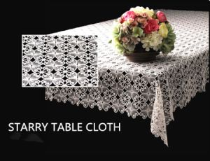 St16-31 Lace Table Cloth pictures & photos