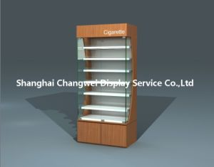Cigarette Display Cabinet With Lock