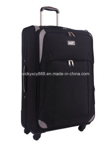 Top Quality Wheeled Trolley Luggage Travel Bag Case Suitcase (CY9926) pictures & photos