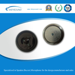 "2.5"" Waterprooved Black Mylar Speaker"