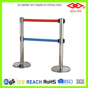 Stainless Steel Queue Stand (SL-HL03) pictures & photos