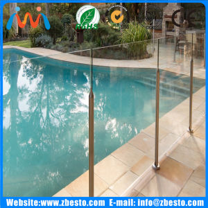 12mm Cheap Temper Swimming Pool Clear Fencing Building Glass Manufacturers