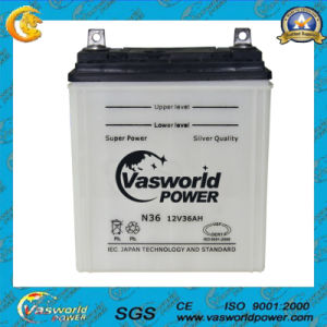 JIS Dry Charge Car Battery N36 Automotive Battery Best Brand pictures & photos