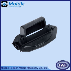 Black ABS Plastic Material Injection Handle pictures & photos