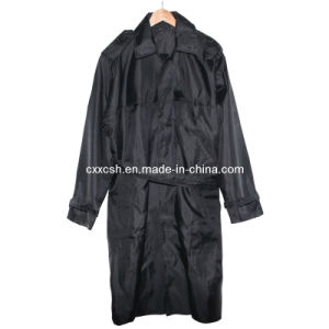 Military Raincoat pictures & photos