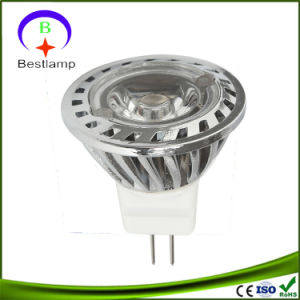 Ce Approval MR11 LED Spotlight with 12V AC/DC pictures & photos