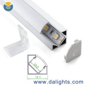 LED Aluminum Profile Dal1919 pictures & photos