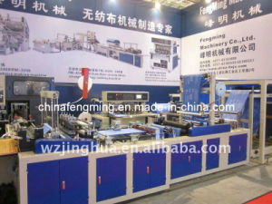 Non Woven Bag Making Machine (FM-A600/800) pictures & photos