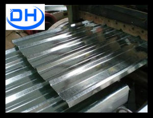 Galvalume Corrugated Steel Sheet for Roofing pictures & photos