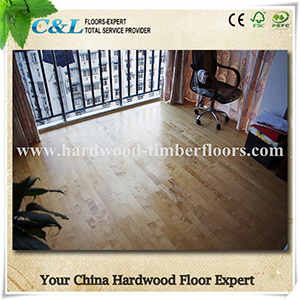Top Quality Maple Wood Flooring