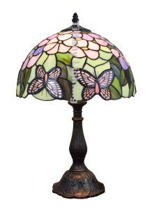 China Erfly Tiffany Lamp Leaded Gl Table Desk Light Decorative Interior Home Decoration Art