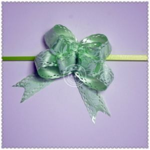 Embossed Pattern Butterfly Pull Bow with Factory Price pictures & photos