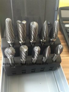 Carbide Burrs of Sf-5 Model 12.7*25*6*69L pictures & photos