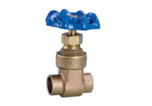 16psi Water Brass Gate Valve