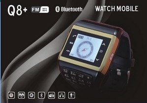 2014 Hot Selling Watch Mobile (MS019H-Q8+)