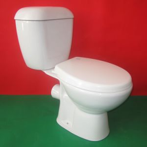 Good Design P-Trap Toilet