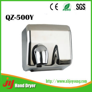Stainless Steel Sensor Hand Dryer for Public Toilets